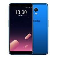 """Meizu M6s - Smartphone de 5.7"""" (4G, memoria interna de 32 GB, 3 GB RAM), color azul y negro"""