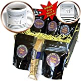 Beverly Turner Graduation Design - Class of 2015, Beautiful Banner, Graduation Cap and Diploma, Soft Blue - Coffee Gift Baskets - Coffee Gift Basket (cgb_203374_1)