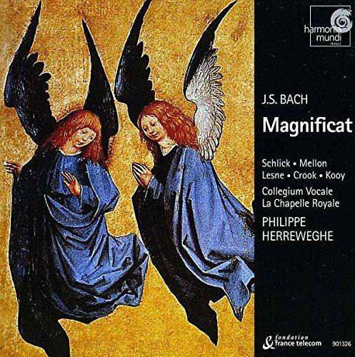 J. S. Bach: Magnificat BWV 243 / Cantata BWV 80 by HARMONIA MUNDI