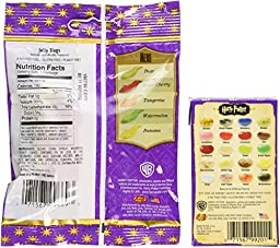 Jelly Belly Harry Potter Bertie Bott\'s & Jelly Slugs Candy Pack