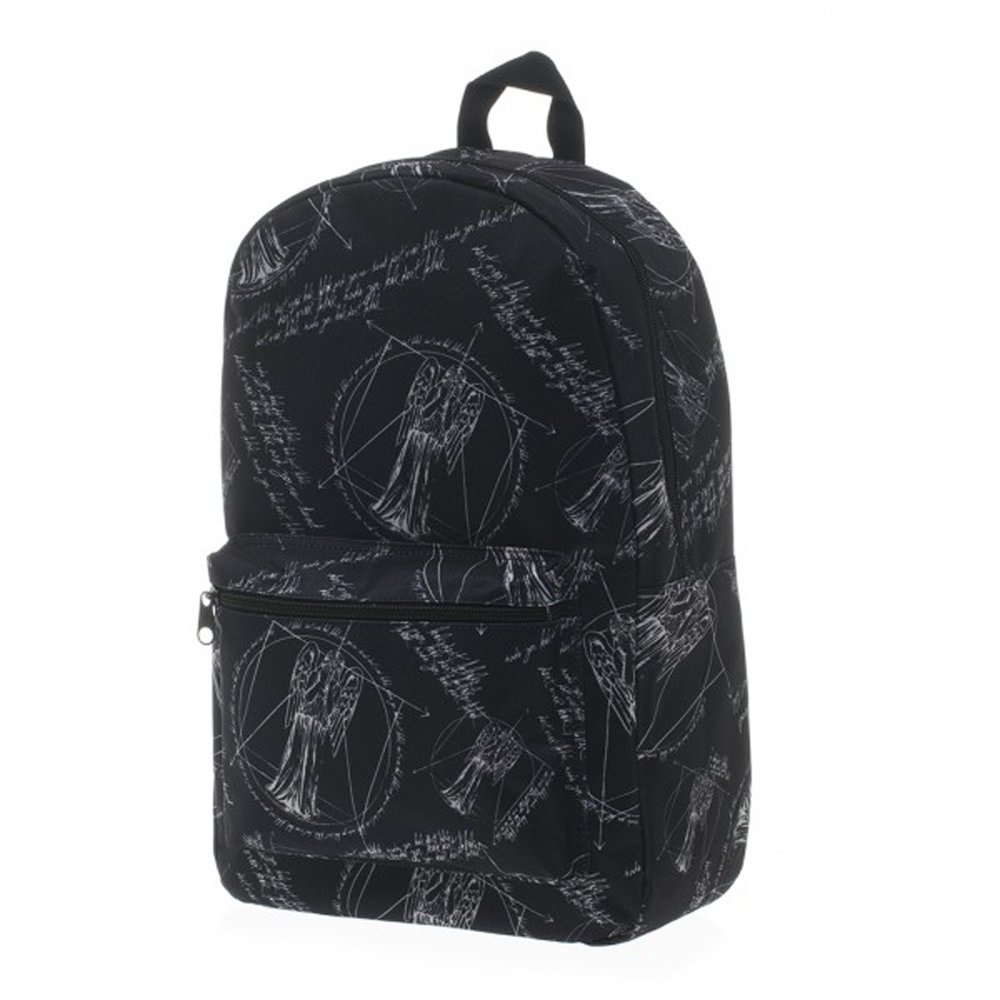 Backpack - Dr. Who - Weeping Angels Sublimated New Licensed bq2etidrw BioWorld
