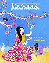 Tamanna, princesse d'arabesques