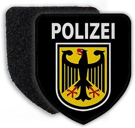 Insertar – Emblema de la insignia de policía República Federal de Alemania parche/parches: Amazon.es: Juguetes y juegos