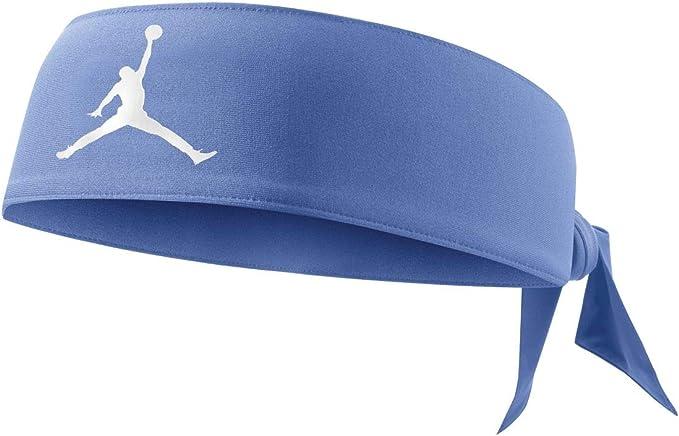 NIKE DRI FIT Jordan Jumpman NBA Headband Color Rapid Teal//Rapid Teal New