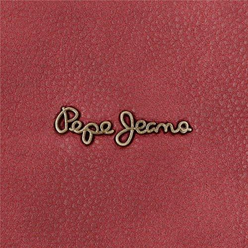 7497462 Bandolera Colette Cm 36 Bolso Jeans Rojo 07 Pepe 15 Litros 1fqUpq