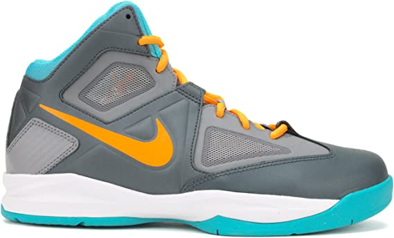 Refinar Desalentar Resbaladizo  Amazon.com | Nike Blue Zoom Born Ready Basketball Shoes - Men | Basketball