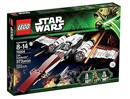 LEGO Star Wars Z Headhunter