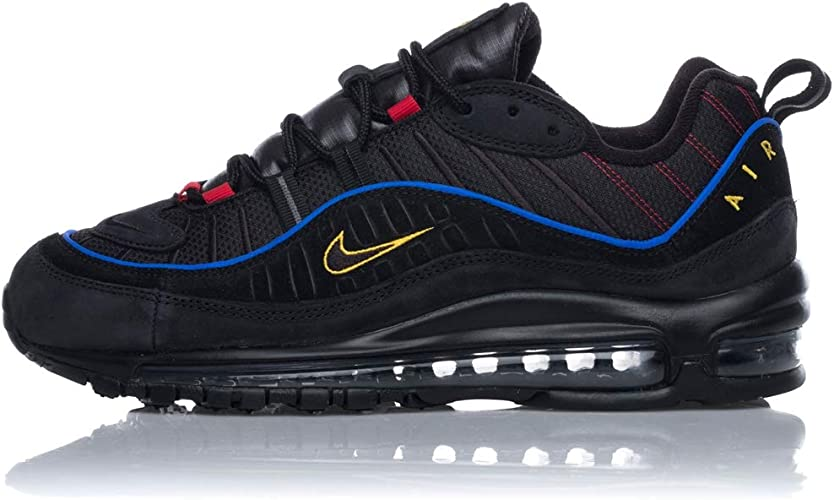 Nike Baskets Air Max 98 45, Noir: Amazon.co.uk: Shoes & Bags