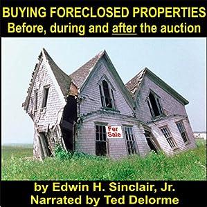 Buying Foreclosed Properties Audiobook