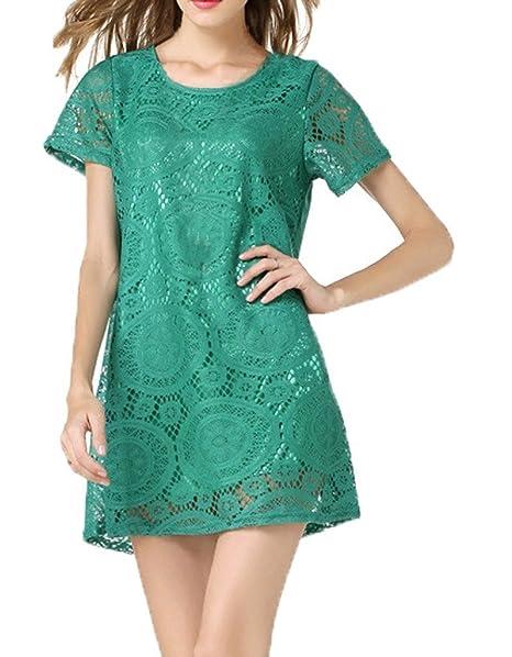 Kleid kurz locker
