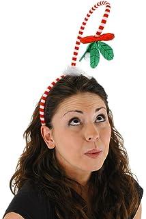 77bda646e6fa7a Amazon.com: Forum Novelties Women's Christmas Fur Leg Warmers, Green ...
