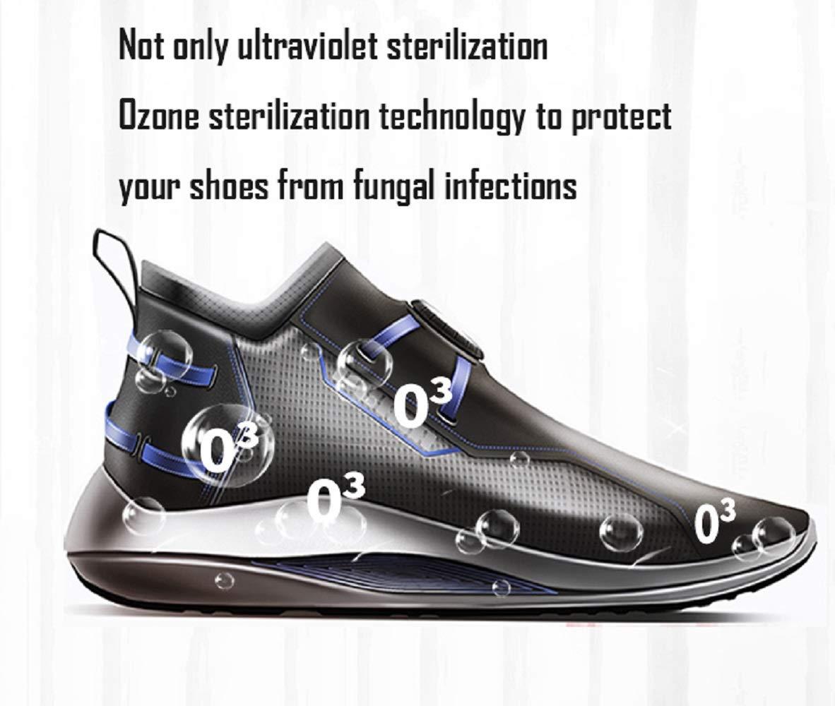 Desodorante de Calzado Secador de Zapatos de Invierno Retr/áCtil Inteligente con Pulidor de Zapatos Secador de Botas de Esqu/í Soluci/óN de Zapatos Apestosos//Mojados SYGF Secador de Zapatos