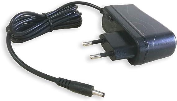 Foscam Original 5v 2a Netzteil Mit Eu Stecker Dc 3 5x1 5mm Klinke Schwarz Kompatibel Mit R2 R4 Fi9826p Ip Kameras Und Mehr Baumarkt