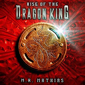 Rise of the Dragon King Audiobook