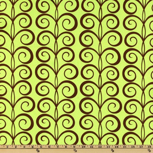 twirling-tendrils-in-green-100-cotton-fabric-print-by-michael-miller-sold-by-the-yard-m