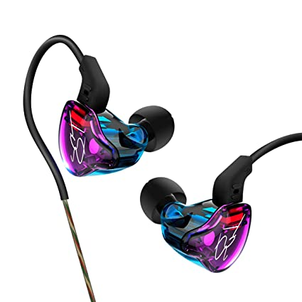 fceadbdc240 Cellay In Ear Earbuds Wired Headsets Noise Isolating Sport Headphones Bass Exercise  Earhook Sweatproof Earphones With