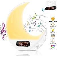 Wake Up Light, AsperX Remote Light Alarm Clock