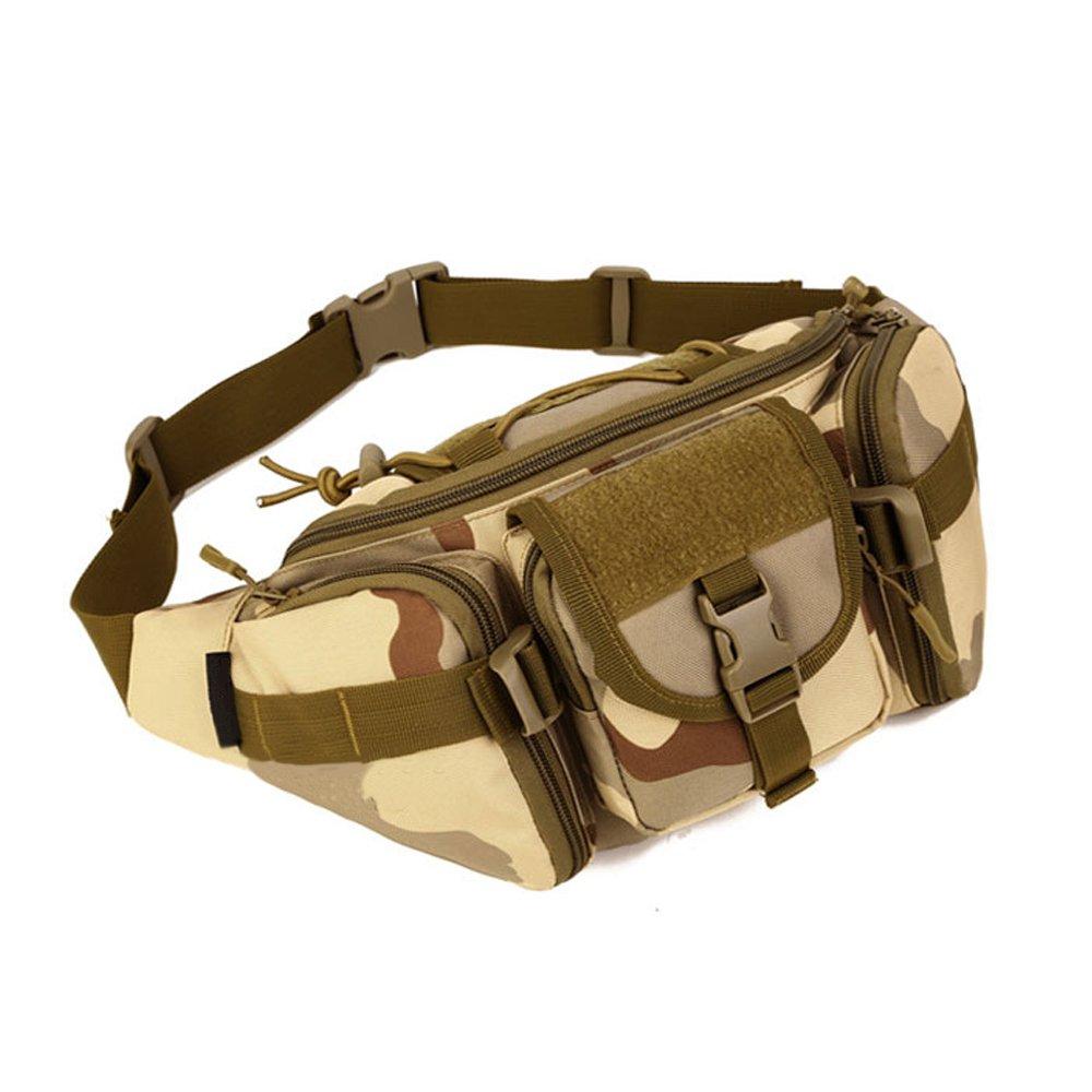 9b71a4ac8e42 Amazon.com : Gotaout Waist Pack Acu Camo Fanny Pack for Running ...