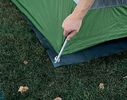 4b49b9599fe Amazon.com : Eureka Floor Saver / Square Medium : Tent Footprints ...