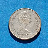 Canada 25 Cents 1867-1967 Bobc