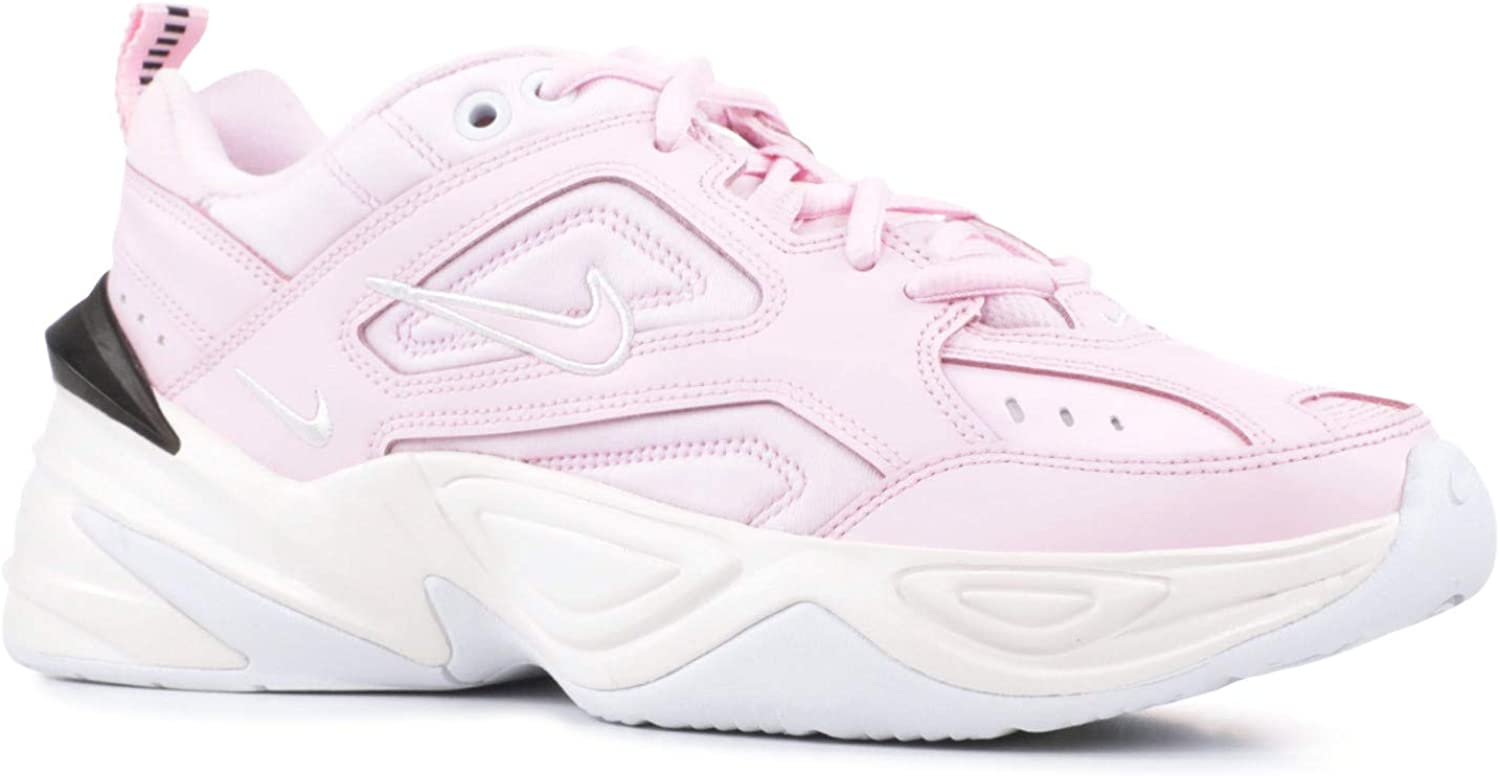 Nike Women's W M2k Tekno Gymnastics Shoes, Pink (Pink  Foam/Black/Phantom/White 600), 5 UK