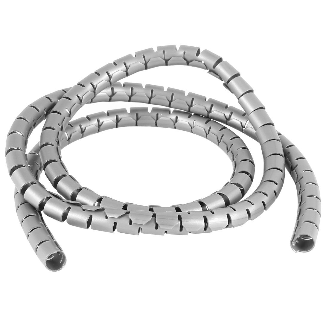 Amazon.de: 1 m, grau, Cord, verwalten, Spiral-Draht-Ummantelung
