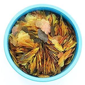 Aquarian – Comida en Copos para Peces Tropicales (50g) (Variado)