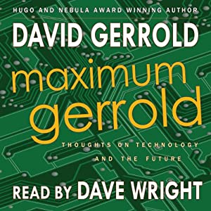 Maximum Gerrold Audiobook