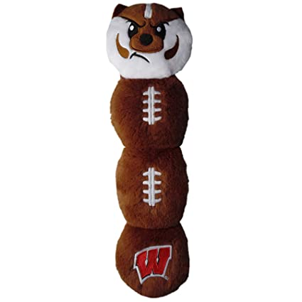 Best Dog Toys - NCAA PET Toy for Dogs & Cats  Biggest Selection of Sports  Toys  300+ Styles Available Football & Basketball Pet Toys Licensed by The
