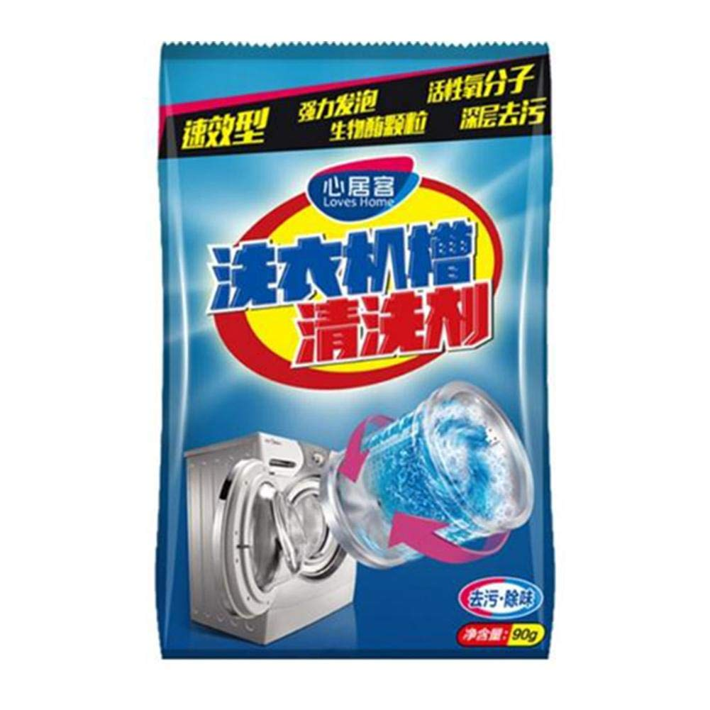 Washing Machine Cleaner 3 in 1,Quantum Max Powerball, Dishwasher Detergent Tablets, Ultimate Clean & Shine - Pack 1/12