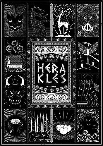 Amazon Fr Herakles Integrale Noir Et Blanc Couverture