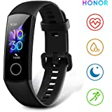 """HONOR Band 5 Fitness Trackers Activity Trackers 0.95"""" AMOLED Color Display Smart Watch Real-time Heart-rate Monitor…"""