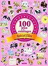 100 jeux et coloriages spécial filles par Paris
