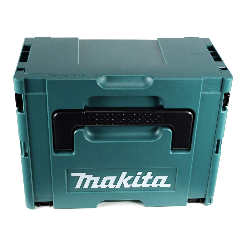 Makita MAKPAC 3 Coffret de transport Insert correspondant pour Chargeur Makita DC 18 RD et Batteries
