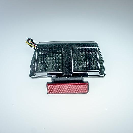996 Feu arri/ère teint/é /à LED avec indicateurs int/égr/és pour Ducati 748 916 998