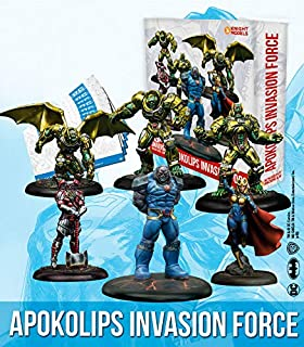 Knight Models Juego de Mesa - Miniaturas Resina DC Comics Superheroe - Legion of Doom: Amazon.es: Juguetes y juegos