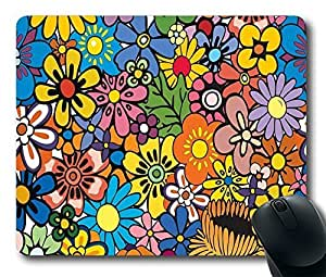 Flowers Personalized Custom Mouse Pad Gaming Mousepad in 220MM*180MM*3MM -301016
