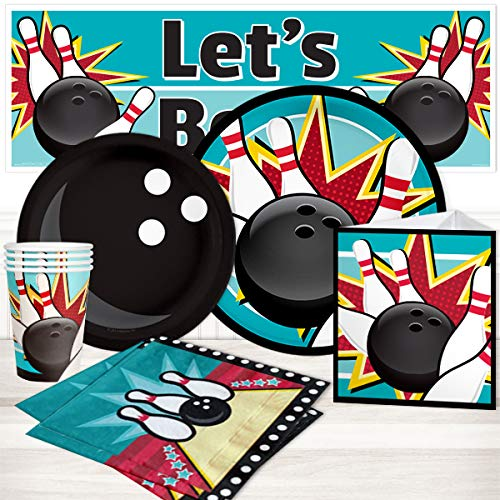 Bowling Party Package for 16 -