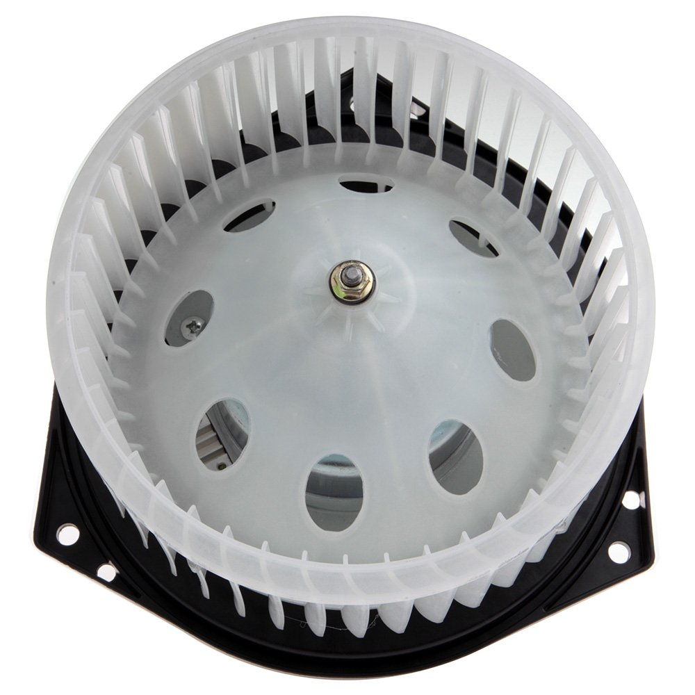 OCPTY A//C Heater Blower Motor ABS w//Fan Cage Air Conditioning HVAC Replacement fit for 2008-2012 Infiniti EX35//2003-2012 Infiniti FX35//2003-2007 Nissan 350Z//2009-2014 Nissan 370Z