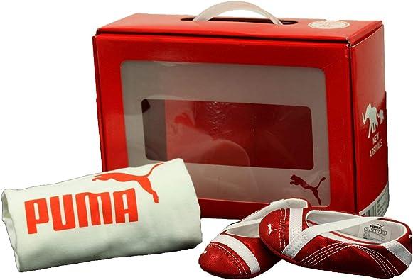 Puma . Crib Pack Arayla Shimmer Red