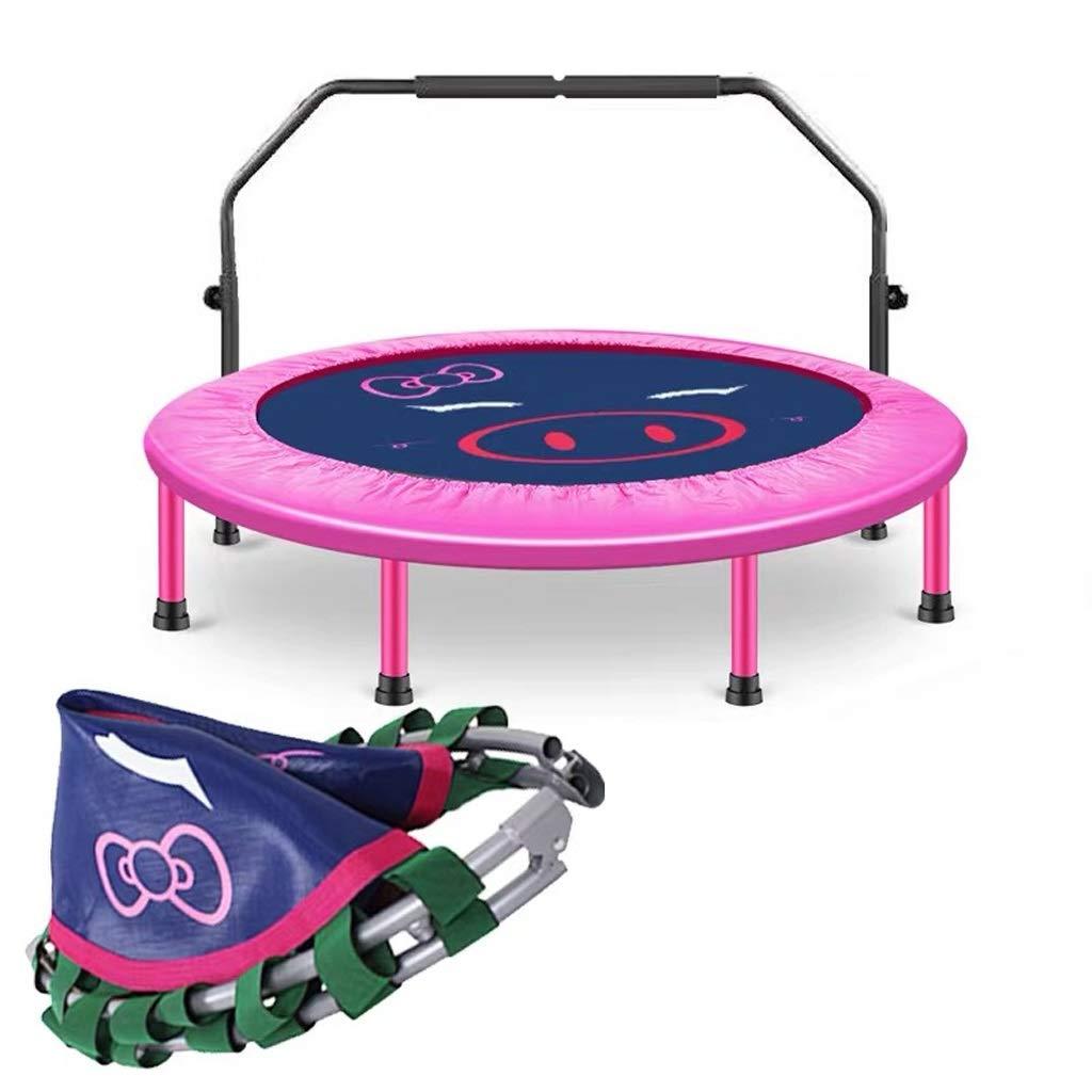 トランポリン家の屋内および屋外の跳ね上がりのベッド/減量のトランポリン/細くのジャンプのトランポリン/大人の体操のトランポリン JSFQ B07TB45GRK