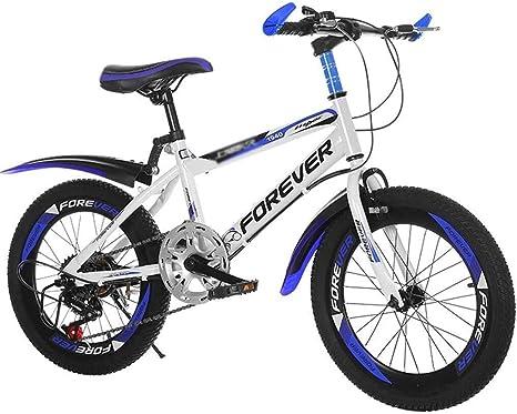 Bicicletas de montaña Bicicletas de montaña de adulto al aire libre de la bici Sin Escala velocidad de bicicletas Estudiantes Recorrido de la bicicleta al aire libre adecuados (Color: Naranja, tamaño:: Amazon.es: