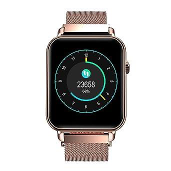 DAYLIN Reloj Inteligente Hombre Mujer Impermeable IP67 Monitor de ...