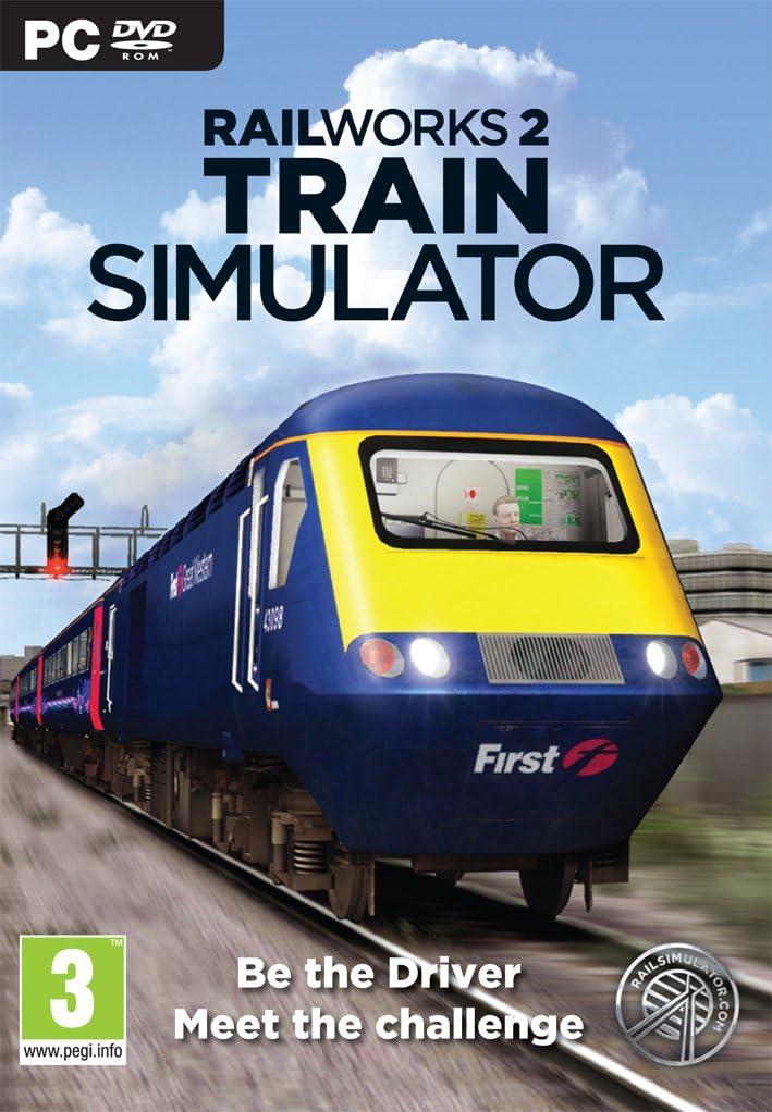 Rail Works 2 (PC DVD) [Importación inglesa]: Amazon.es: Videojuegos