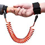 Amazon Price History for:SCWYF Baby Child Anti Lost Wrist Link Safety Velcro Wrist Link 98in (Orange)