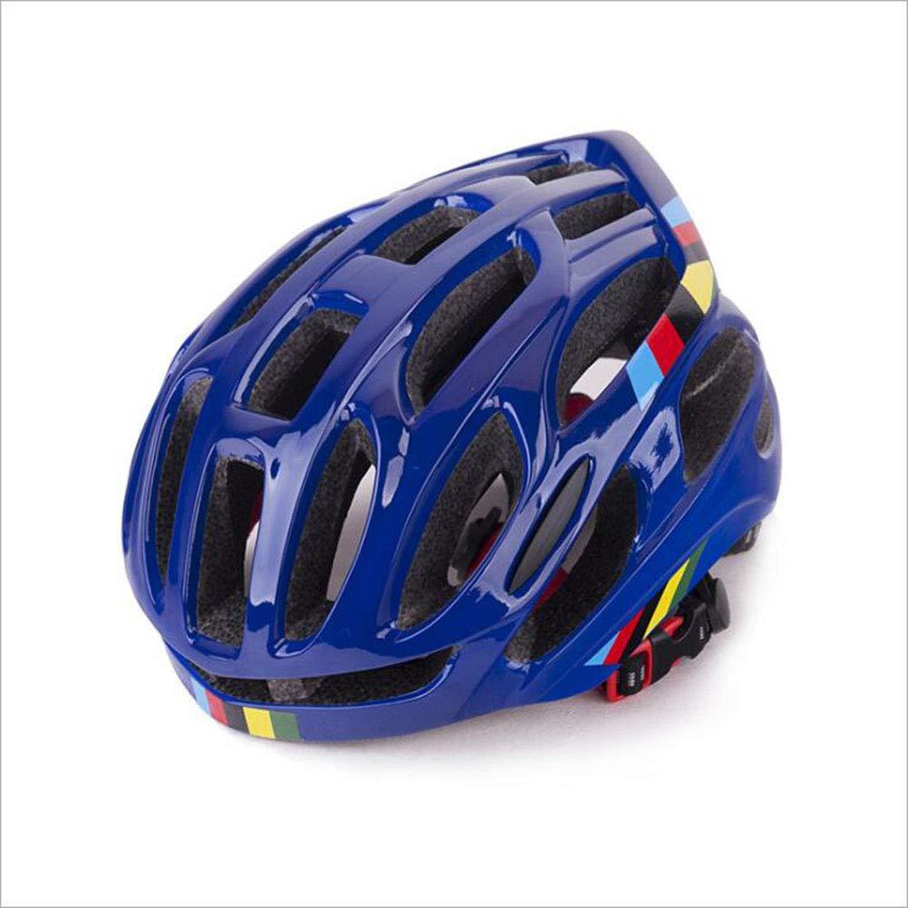 bluee Outdoor Riding Helmet, Outdoor Sports Helmet, Mountain Bike Helmet Riding Equipment