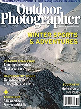 1-Year Outdoor Photographer Magazine Subscription