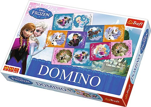 Domino Disney's Frozen Puzzle