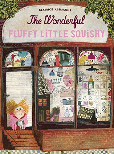 The Wonderful Fluffy Little Squishy -