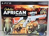 gun for ps3 - PS3 Cabela's African Adventures Bundle with Gun